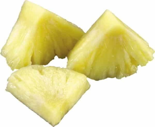 Frische Ananas