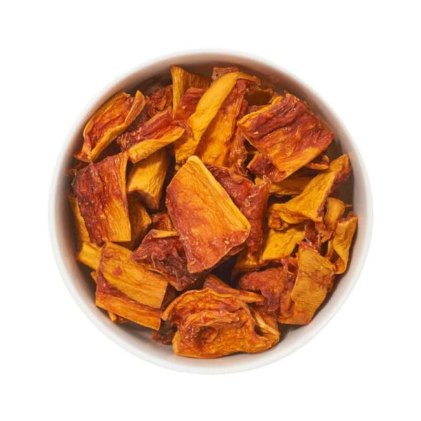 Getrocknete Papaya Detail