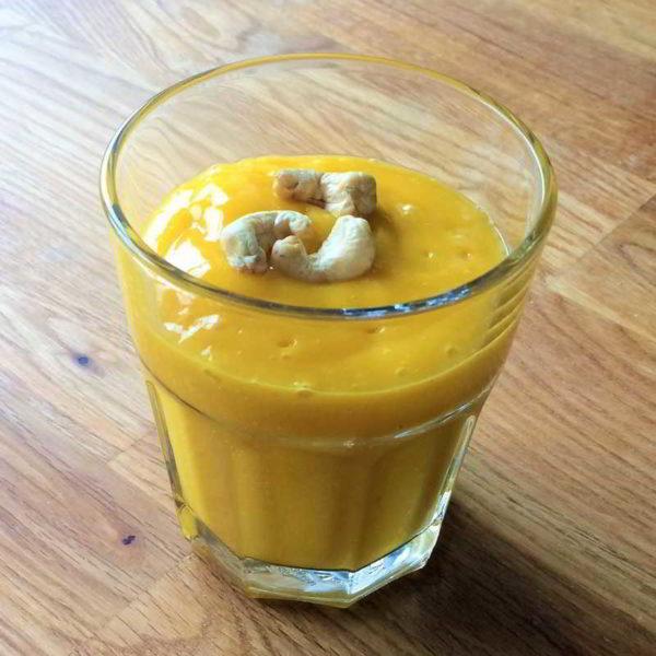 Mango Püree Smoothie